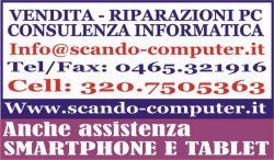 SCANDO COMPUTER S.R.L. - Informatica e Telefonia a Tione (TN)