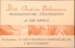 Studio fisioterapico a Martinsicuro