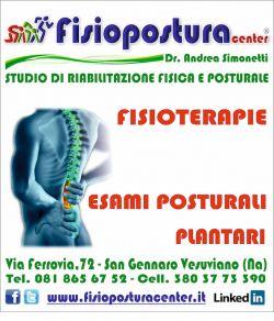 FISIOPOSTURAcenter - Dr. Andrea Simonetti