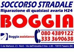 Soccorso Stradale h24 - Boggia Cosimo