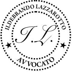 Avvocato Ildebrando Lazzarotto