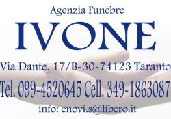 AGENZIA FUNEBRE IVONE