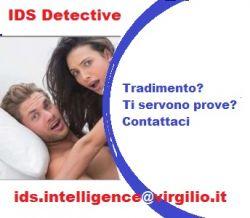 AGENZIA INVESTIGATIVA - IDS INTELLIGENCE DETECTIVE SOLUTION