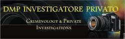 DMP INVESTIGATORE PRIVATO Criminology & Private Investigations