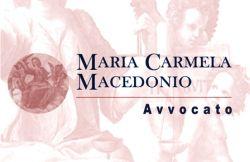 STUDIO LEGALE MACEDONIO AVVOCATO MARIA CARMELA