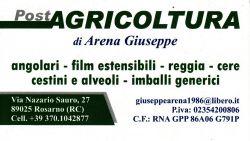 Post Agricoltura Di Arena Giuseppe